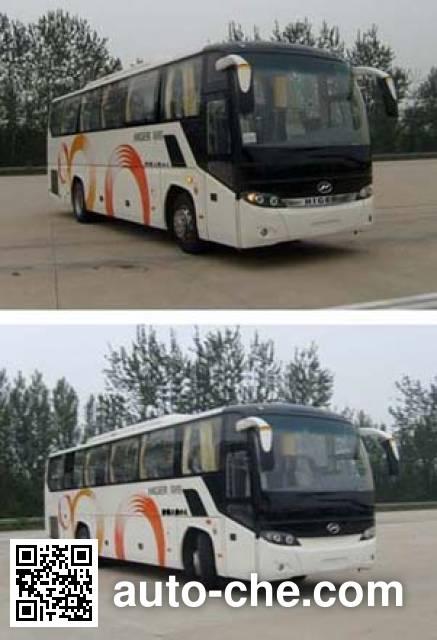 Higer KLQ6115HQE42 bus