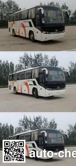 海格牌KLQ6115HTAC51客车