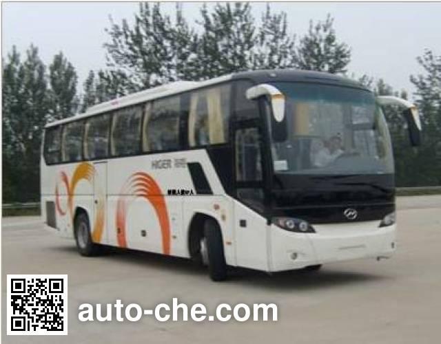 海格牌KLQ6115HTAE50客车