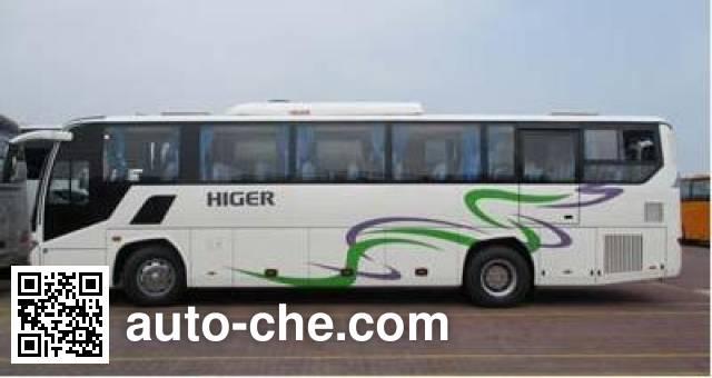 海格牌KLQ6115HTAE50B客车