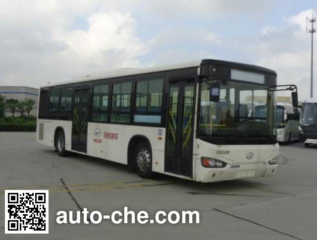 Higer KLQ6129GAC5 city bus