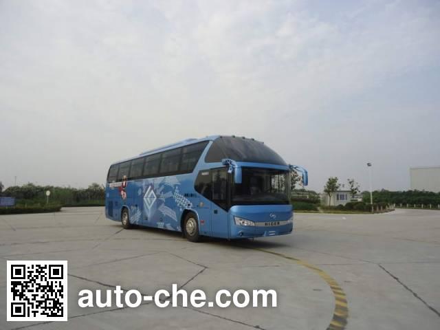 海格牌KLQ6122BAE41客车