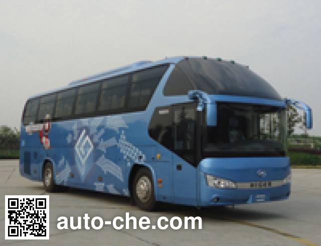 海格牌KLQ6122BAE53客车