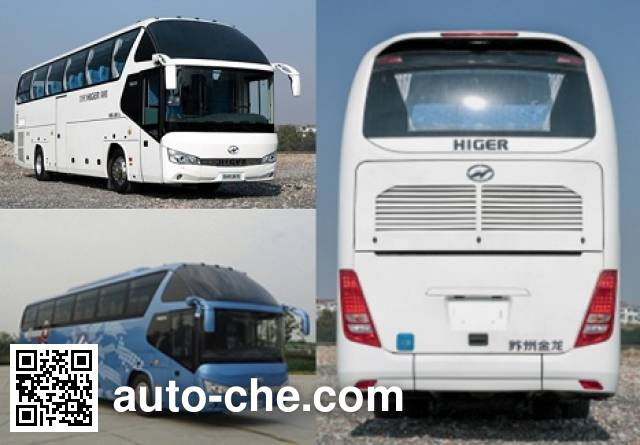 Higer KLQ6122BAE51 bus