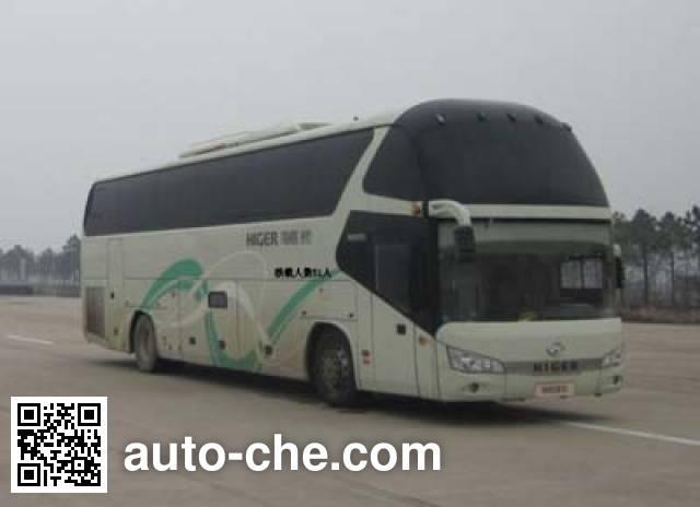 Higer KLQ6122DAE43 bus