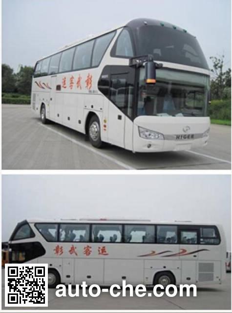 Higer KLQ6122DAE50 bus