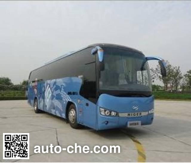 海格牌KLQ6122ZAC51客车