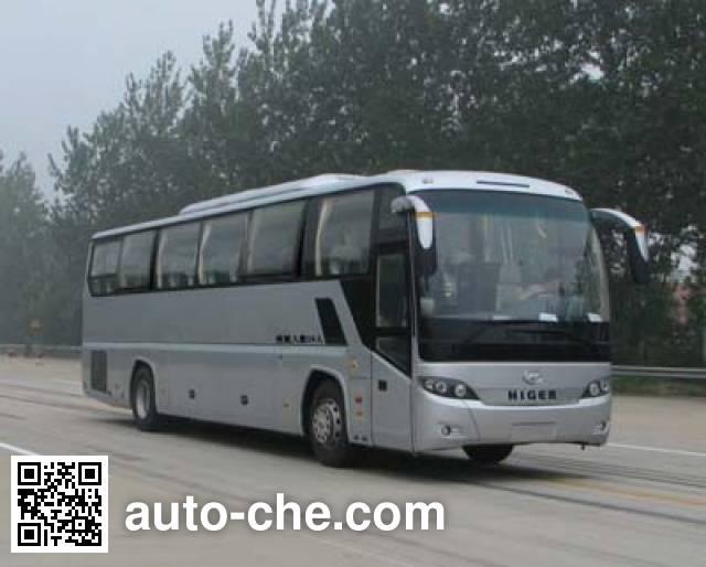 海格牌KLQ6125KAC50客车
