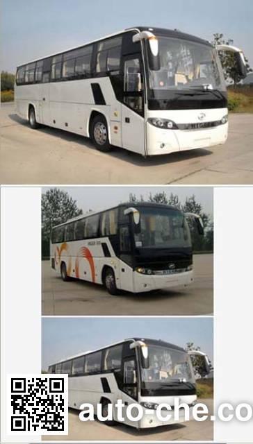 海格牌KLQ6125TAE41客车