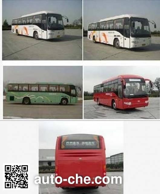 Higer KLQ6125TAE51B bus