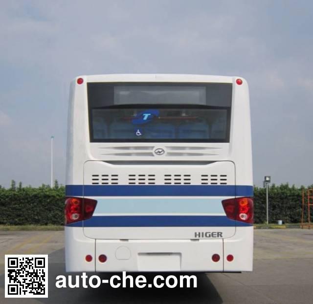 Higer KLQ6129GTE4 city bus