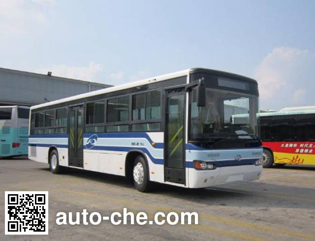 Higer KLQ6129GTE4 city bus