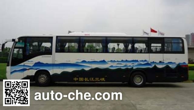 海格牌KLQ6129KAC50客车