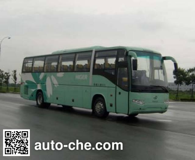 海格牌KLQ6129KAE41客车