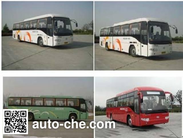 海格牌KLQ6129TAE40客车