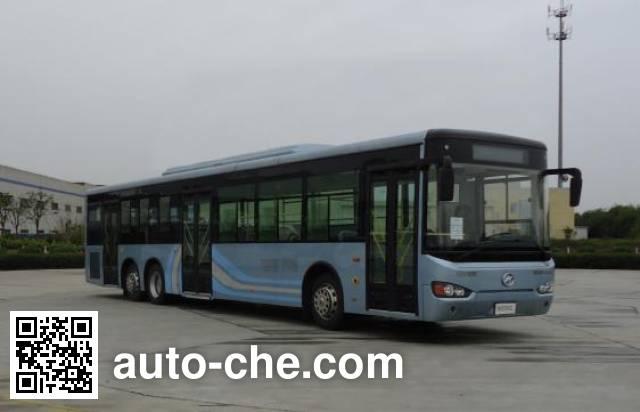 Higer KLQ6140GQE4 city bus