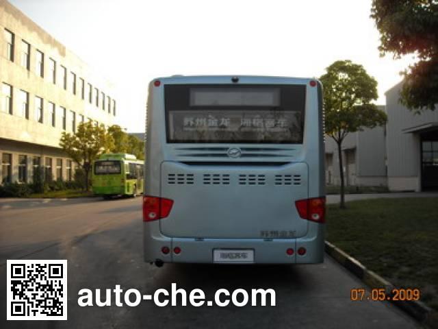 海格牌KLQ6140GQE4城市客车