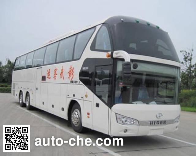 Higer KLQ6142DAE42 bus