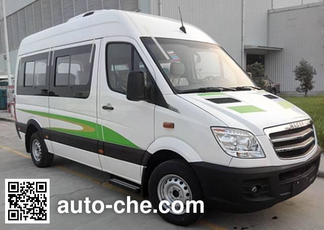 海格牌KLQ6601BEV1S1纯电动客车