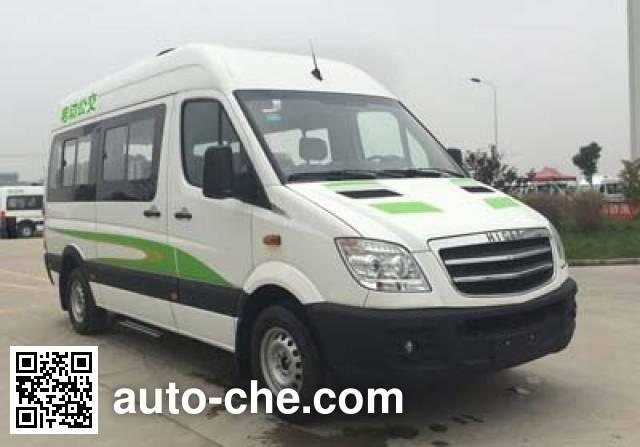 海格牌KLQ6601GBEVK1纯电动城市客车