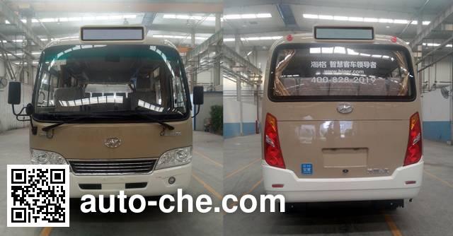 Higer KLQ6608GC5 city bus
