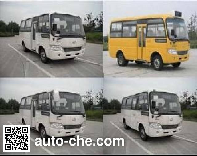 Higer KLQ6609E41 bus