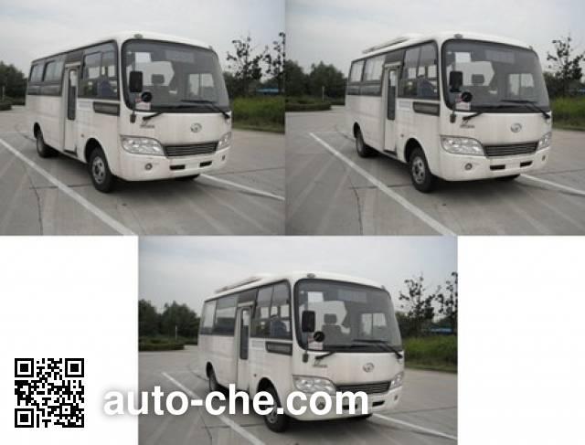 海格牌KLQ6609GE4城市客车