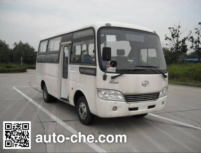 海格牌KLQ6609GE5A城市客车
