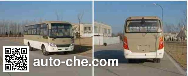 Higer KLQ6669E5 bus