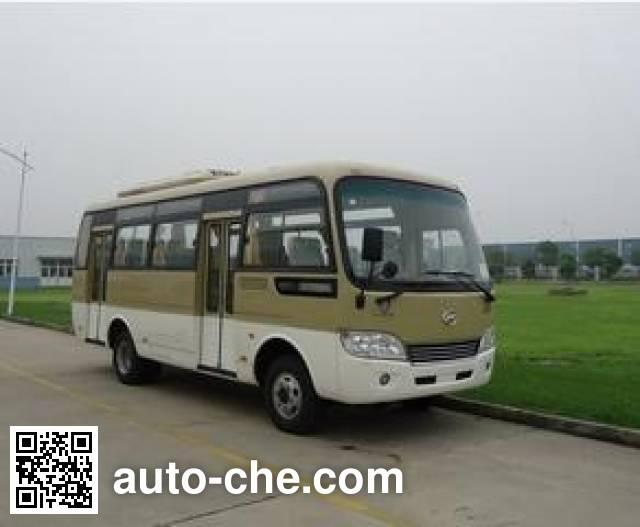 Higer KLQ6669GE5 city bus