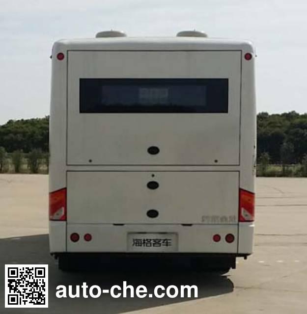 海格牌KLQ6690GEVN纯电动城市客车