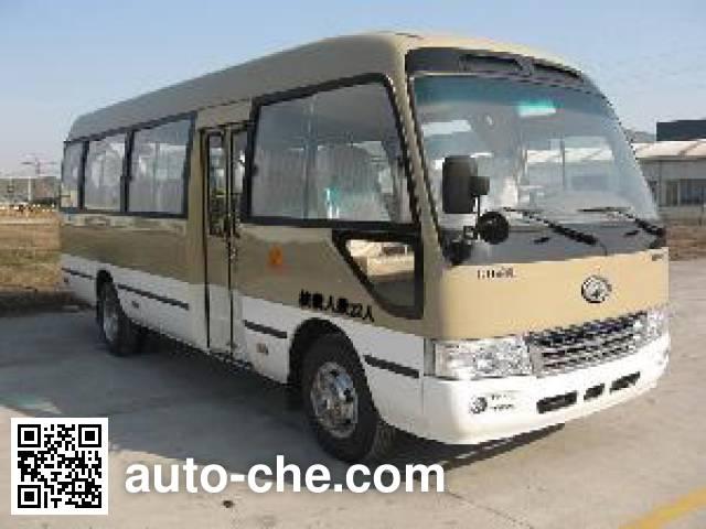 Higer KLQ6702C50 bus