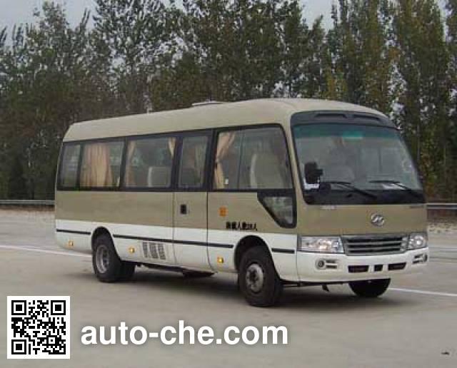 Higer KLQ6702C5 bus
