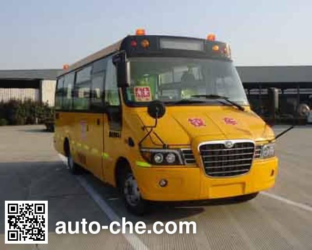 Higer KLQ6706XQE4A1 preschool school bus