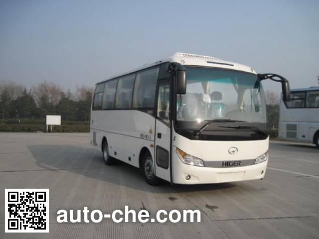 Higer KLQ6755KQE50 bus