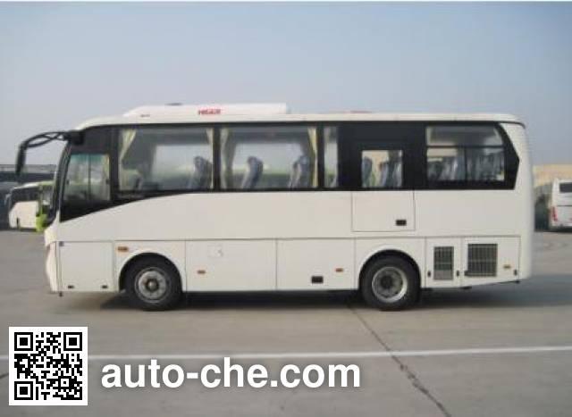海格牌KLQ6755KQE51客车