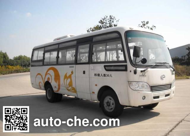 海格牌KLQ6759AQC50客车