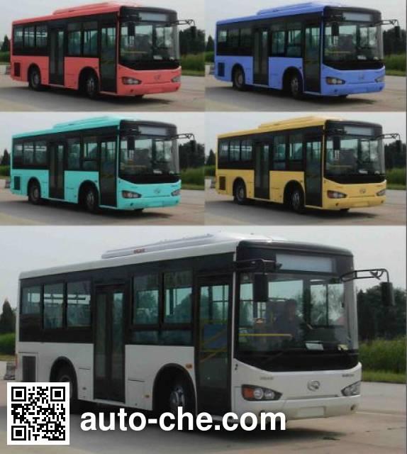 Higer KLQ6850GAHEVE5E hybrid city bus