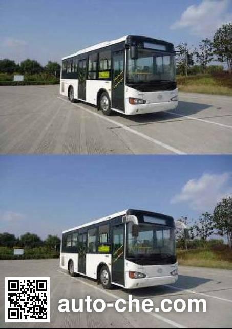 海格牌KLQ6770GAE5城市客车