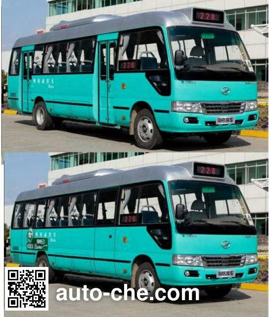 Higer KLQ6802GEVH electric city bus