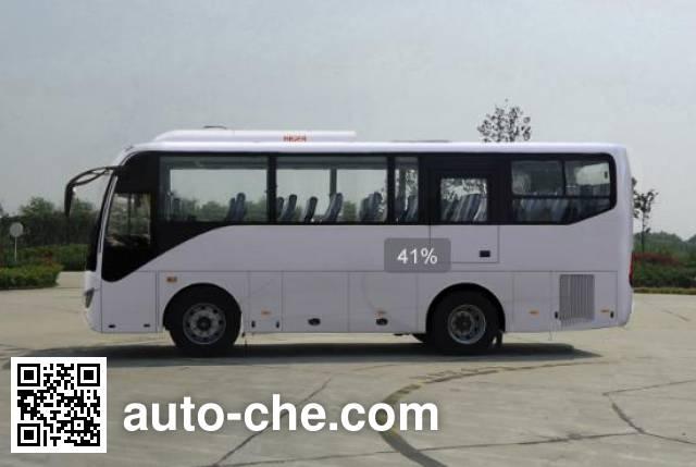 海格牌KLQ6802KAE40客车