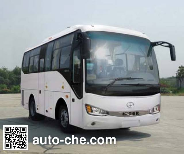 海格牌KLQ6802KAE51客车