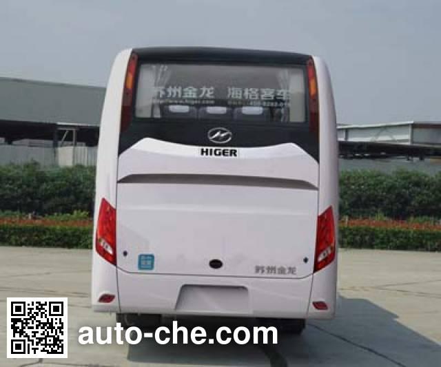 Higer KLQ6802KAE41A bus