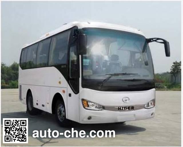 海格牌KLQ6802KAEV0H2纯电动客车