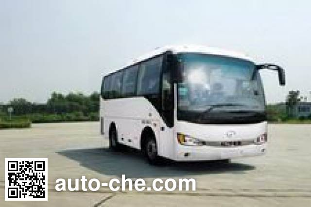 海格牌KLQ6802KAEV1纯电动客车