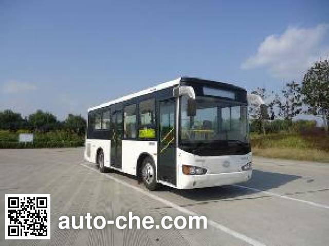 海格牌KLQ6825GQE5城市客车