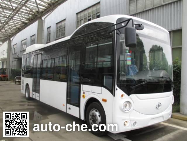 海格牌KLQ6832GEVN纯电动城市客车