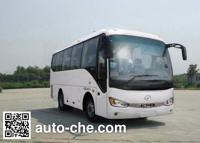 海格牌KLQ6852KAC52B客车