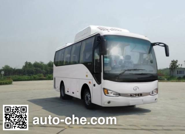 海格牌KLQ6852KAC50客车