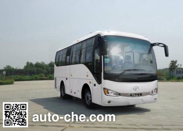 海格牌KLQ6852KAE41客车